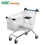 Chariot de supermarché 60-275 litres Shopping Cart