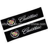 La cintura di sicurezza dell'automobile del Cadillac copre il poliestere di accoppiamenti dei rilievi di spalla