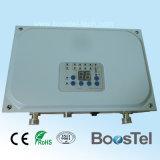amplificatore intelligente del segnale del ripetitore del ripetitore della fascia larga di 20dBm 3G WCDMA 2100MHz
