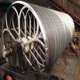 Cilindro de acero inoxidable del molde para máquina de papel