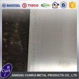 China proveedor 304/304L cepilla la lámina de acero inoxidable de grado alimenticio
