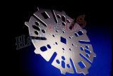 CNC Automático 1000W máquina de corte a Laser de fibra para a folha de metal