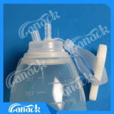 Hersteller-Preis-Silikon-geschlossenes Wundentwässerungssystem