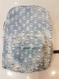 Nouveau sac à dos Sac à dos de loisirs en denim Jean Yf-Pb0002