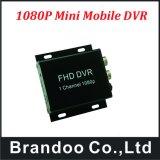Cámara móvil de Ahd Tvi del soporte del coche DVR de FHD 1080P