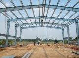 Edificio de Pasillo del hockey del marco de acero de Colombia con el entresuelo colgado