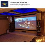 300 het duim Vaste Scherm van de Projector van het Frame met de Film van de Glasvezel HD voor Binnen