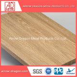 Het lichtgewicht Houten Comité van de Honingraat van het Aluminium van de Textuur voor het Meubilair van de Keuken