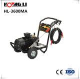 Máquina de chorro de agua 3600 Psi 248 bares limpiador de alta presión (HL-3600mA).
