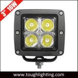 12V 24V 3 дюйма 16W водонепроницаемый квадратных Offroad КРИ LED Cube рабочего освещения
