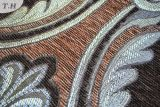 tissu de capitonnage du Chenille 440GSM dans le double Chenille