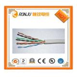 18AWG coloré sur le fil électrique/Câble plat Rainbow/conducteur en cuivre 80c Isolant en PVC