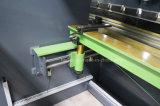 Máquina de dobra inoxidável da chapa de aço do CNC