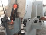 Induktions-Kette, die schmelzende Maschine kippt