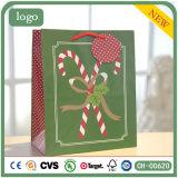 Weihnachtsquerbinder-Muster-Geschenk-Papierbeutel
