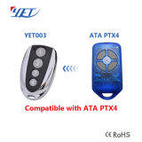 ATA Ptx-5 보충 리모트, 433MHz 새로운 ATA 먼 회전 부호