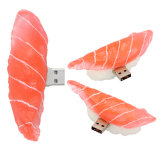 Forma de alimentar a unidade flash USB Biscoito Cookie Pen Drive USB 32GB