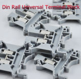 La serie británica Unversal Bloque Terminal modular de conexión por tornillo