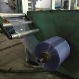 La thermorétraction dans le tube de rouleau de film de PVC