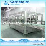 Linha de enchimento automática da planta de engarrafamento da água mineral/água da bebida