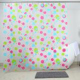 Душ в ванной комнате Mildew-Free шторки с защитой от ржавчины без втулки