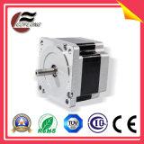 C.C. lisa deslizante/que pisa/servo motor para a máquina do CNC