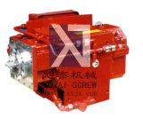 Pompe électrique de boîte de vitesse de fonte de chauffage pour le système d'extrusion
