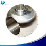 De Bal van de Deklaag van het Nitride van het titanium voor De Uitrustingen van het Vervangstuk van de Kogelklep