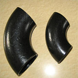 Codo del acero de carbón de los productos de la forja