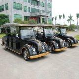 8 Pasajeros clásico coche eléctrico para la venta