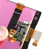 Первоначально индикация LCD для экрана касания Сони Xperia Z5 миниого LCD