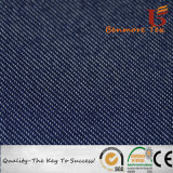 O Denim elásticas de algodão colados com TPU colados com tecido de malha para roupa