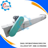 La fabricación de transportador de tornillo de tipo arrastre