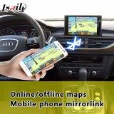 Android видео- поверхность стыка для системы Audi A6 3gmmi с системой навигации GPS