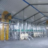 穀物の粉砕機のムギの製粉機械