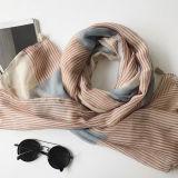 Fashion Multicolor Plaid coton Patch voile mince lumière nue foulard châles Serviettes de plage