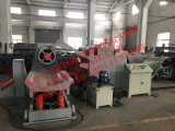 Bobine d'acier inoxydable fendant la ligne, machine de fente de bobine, ligne de machine de fente