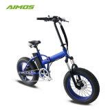 Таким образом новый 350W с электроприводом складывания горный велосипед с ЖК-дисплеем мотоцикл с электроприводом