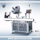 Машина для прикрепления этикеток дороги полноавтоматического стикера фабрики Skilt горизонтальная
