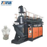 Máquina plástica del moldeo por insuflación de aire comprimido del maniquí de Tonva