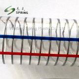 Vente chaude de bonne qualité du fil en acier flexible en PVC