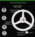 módulo de fuente ligero ultra fino del estilo LED /Illuminant/Optical del Benz 24W
