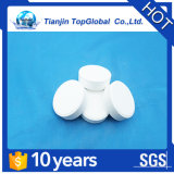 Chlor-Tablette Trichlorisocyanursäure und Tcca