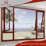 55 serie che rompono termicamente la doppia finestra lustrata di alluminio della tenda