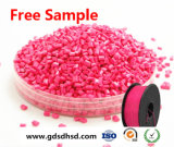 Pink Color Masterbatch Granules for ABS