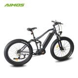 Bici elettrica della sospensione motore elettrico pieno della bici 48V 500W Dapu del METÀ DI