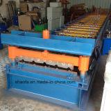 機械を形作る熱い販売の金属のプロフィールの屋根ふきのパネルロール