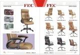 Lleather 최고 의자 인간 환경 공학 사무실 의자 (FECB22-1)