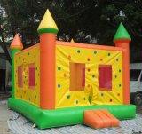 子供のためのよいデザイン警備員の家の膨脹可能な警備員の城の跳躍の警備員
