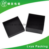 Logo personnalisé carton noir papier regarder Emballage cadeau